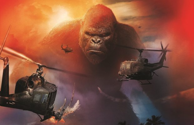 Free King Kong Movies Backgrounds.