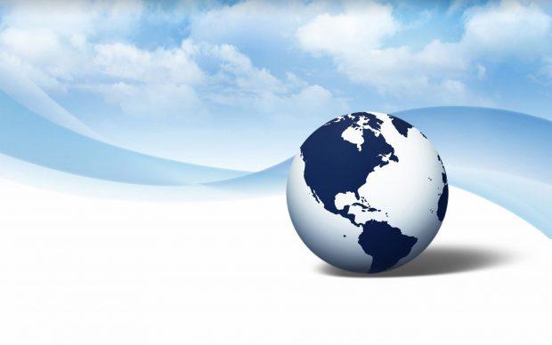 Globe Background HD.