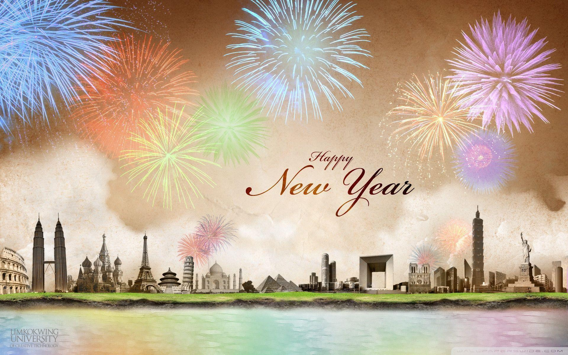 happy new year wallpaper hd download free 1