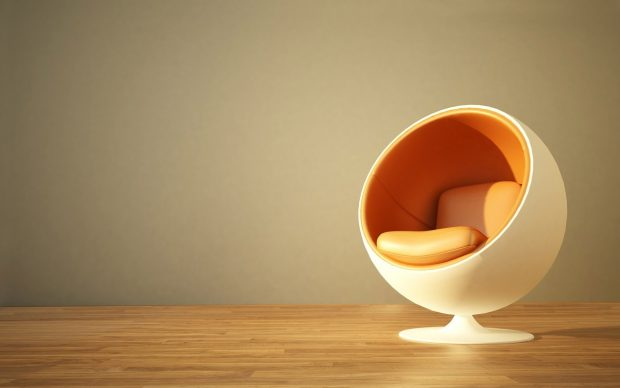 Interior Design Chair HD Wallpaper.