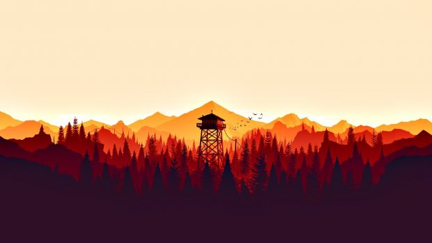 Popular firewatch wallpaper 1920x1080 high resolution.