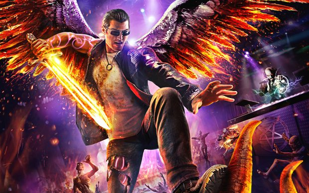 Saints Row Wallpaper HD.