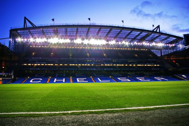 Stamford Bridge Field Photo.
