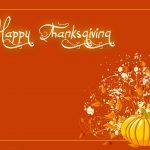 Thanksgiving HD Wallpapers Red Color.
