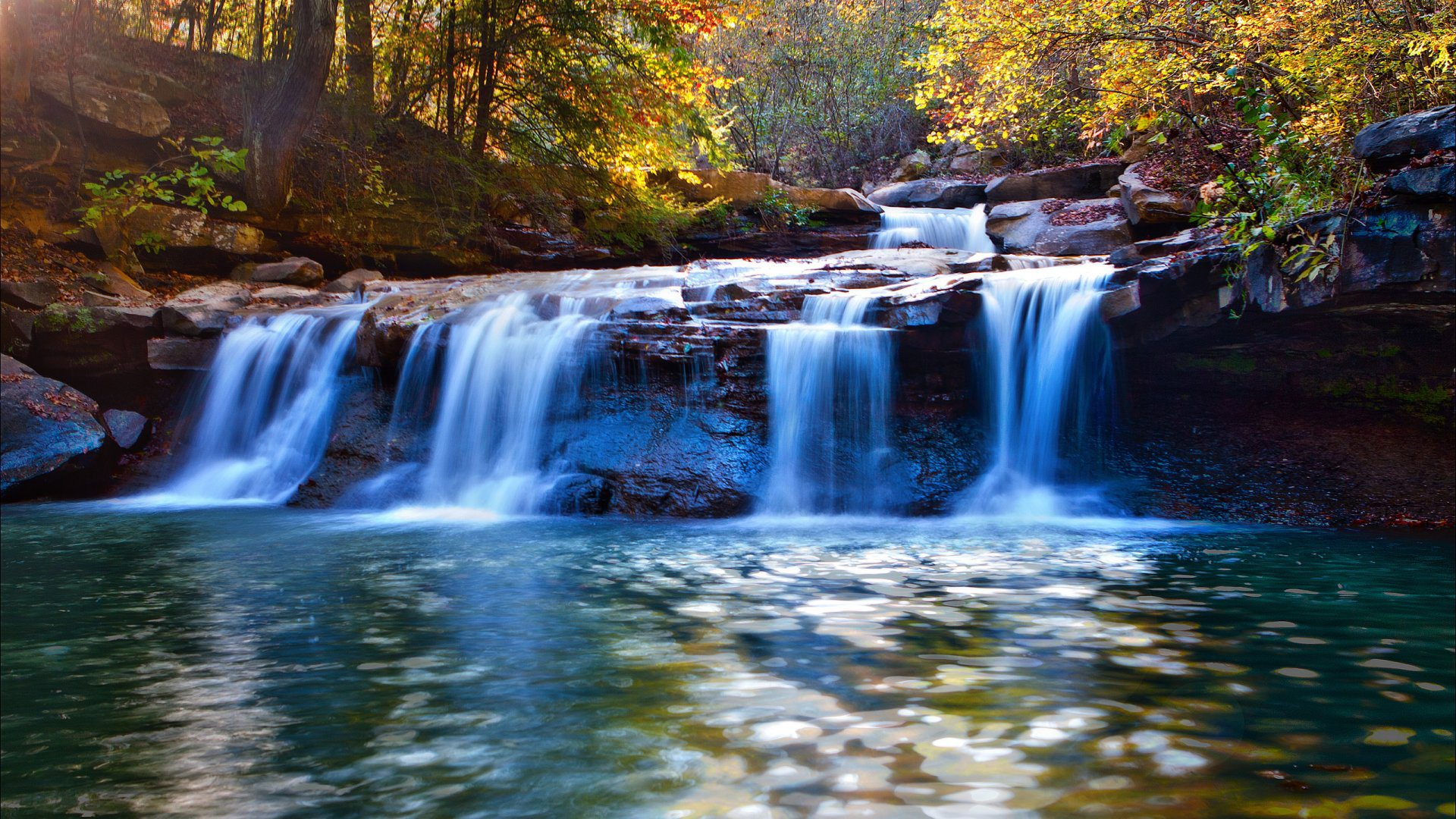 HD Wallpaper Waterfall Download