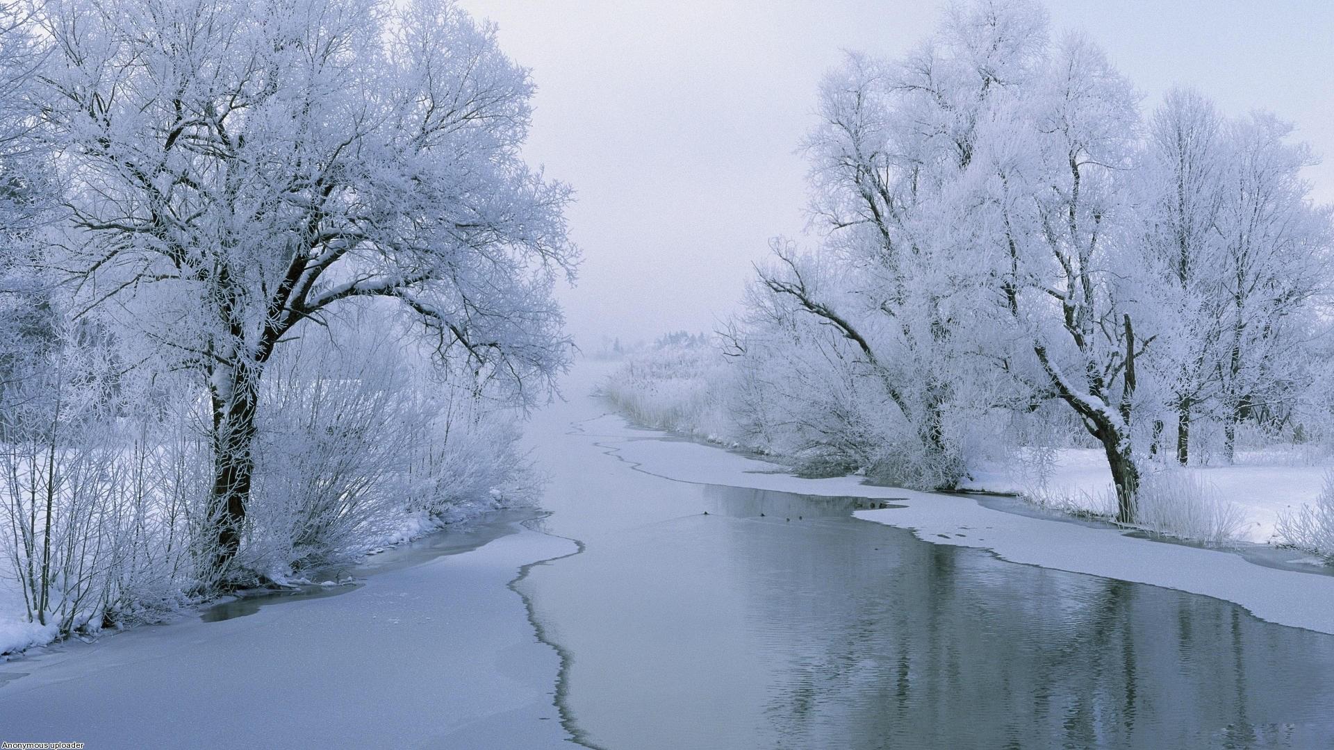 Winter Backgrounds Desktop
