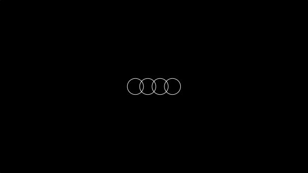 Audi Logo Wallpaper Download.