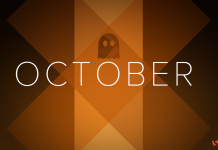 Free download October Wallpaper HD.