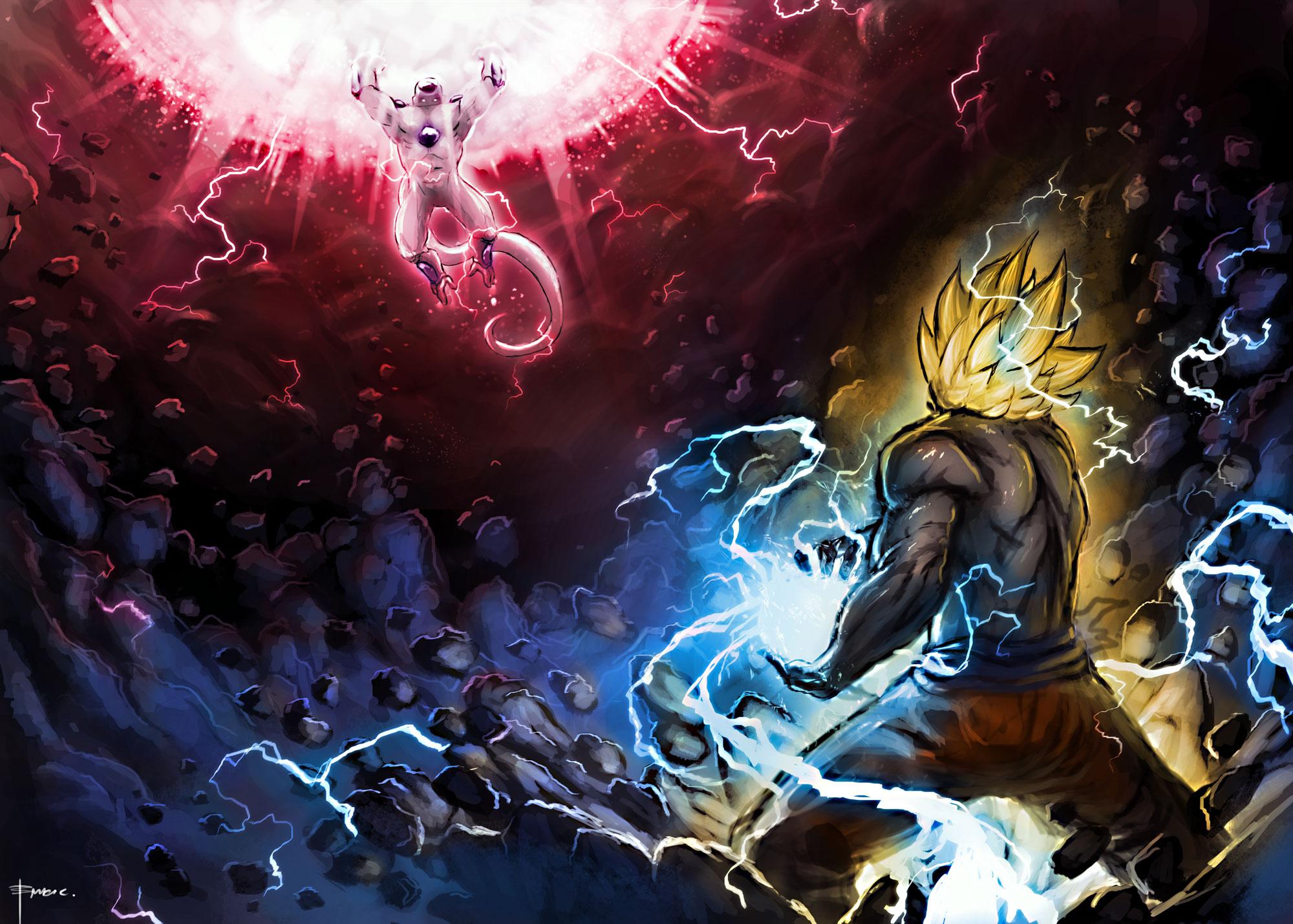 hd dragon ball backgrounds