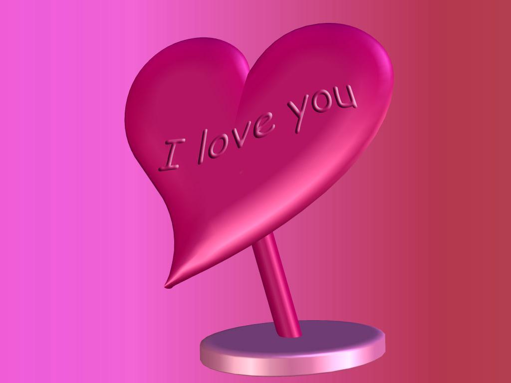 Live Love HD Wallpaper