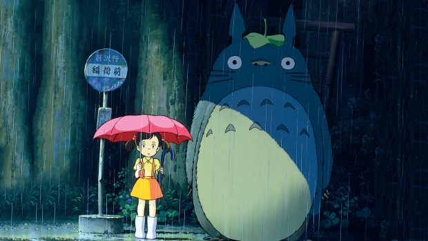 Photos images Totoro wallpapers HD.