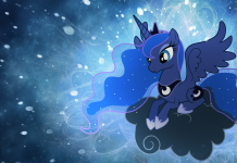 Princess Luna wallpaper crystal heart images 1920x1080.