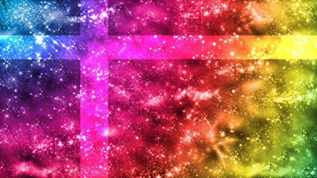 Rainbow Love Ps3 Wallpapers.