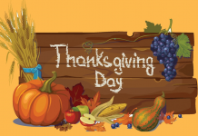 Thanksgiving Wallpapers HD 1600x1000.