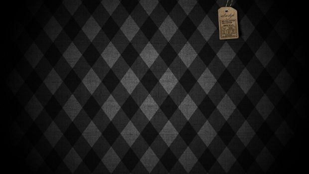 Abstract patterns cloth black grey 1920x1080.