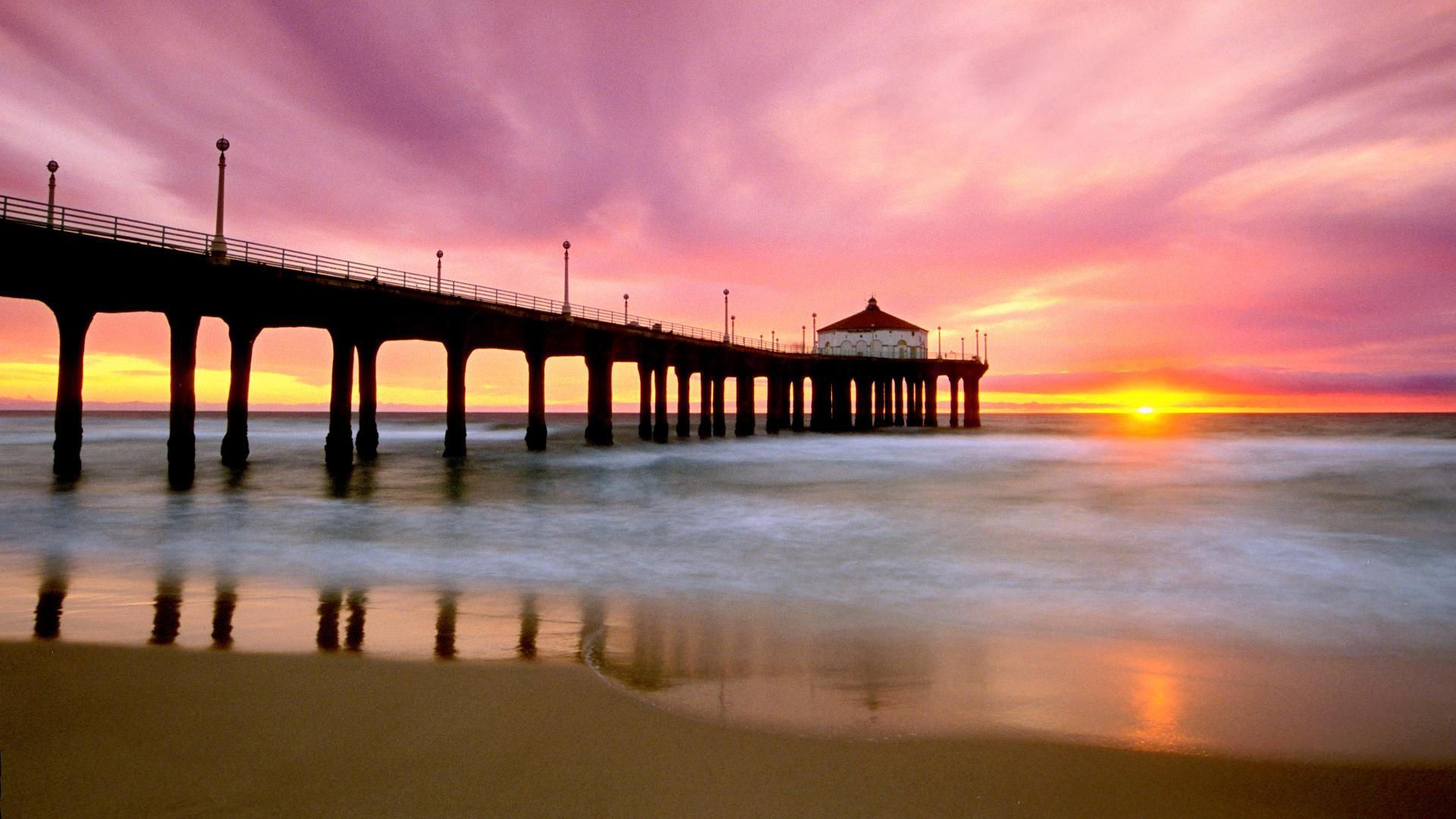 Beautiful California Wallpaper HD 1.