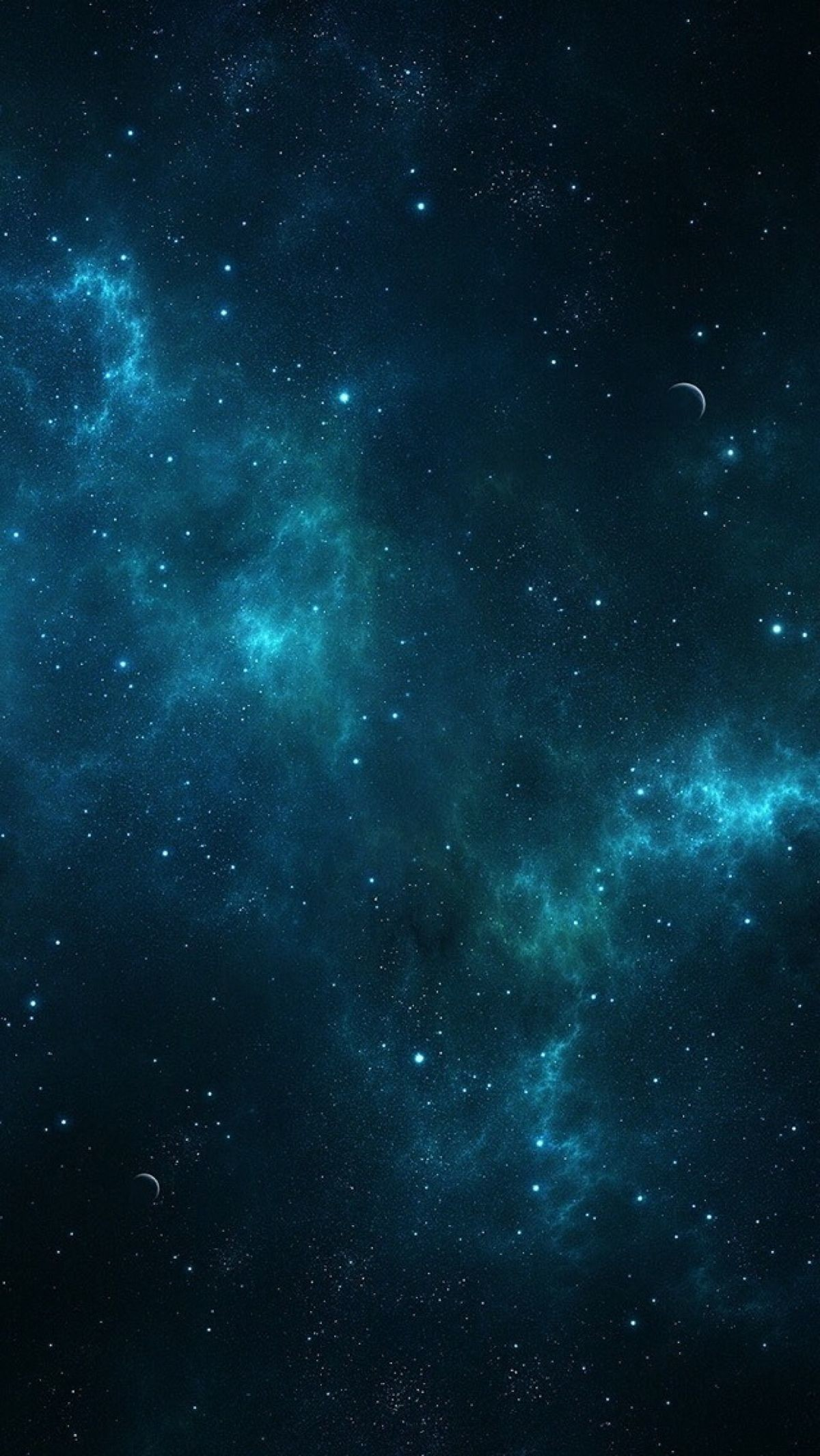 Beautiful Star Wallpaper for iPhone 1.