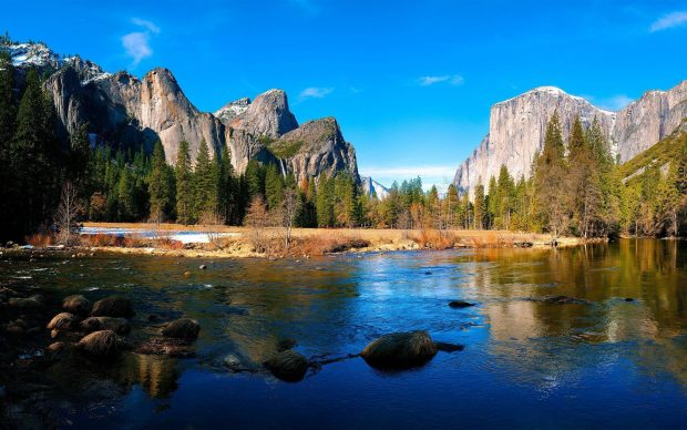 Free Yosemite Wallpaper HD for download 7.