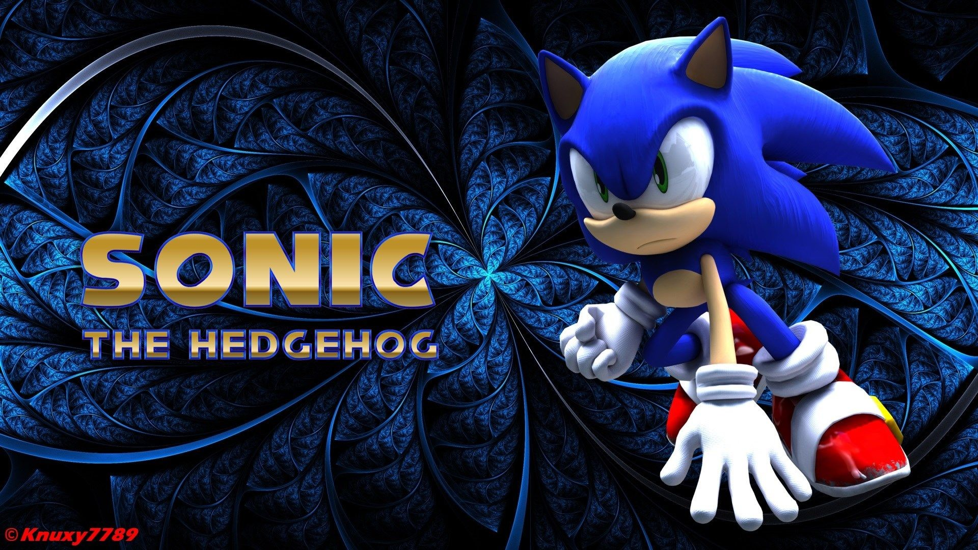 Sonic The Hedgehog HD Wallpaper 3.