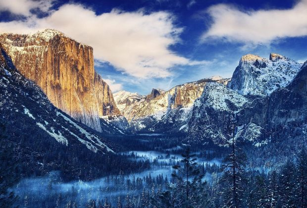 Yosemite Wallpaper HD 5.