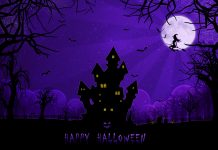 Halloween Destkop Backgrounds 1.
