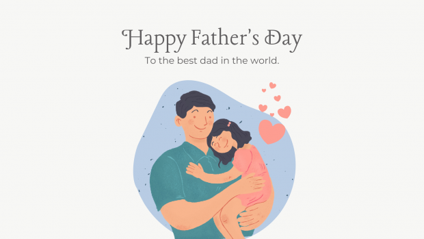Happy Fathers Day from Daughter Wallpapers.