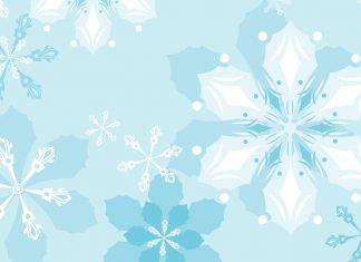 Winter Backgrounds Image.