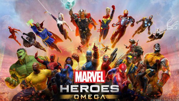 4K Marvel Wallpaper Free Download.