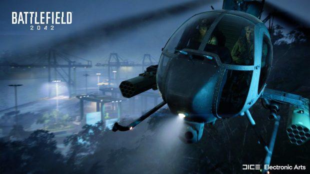Battlefield 2042 Wallpaper HD 2.