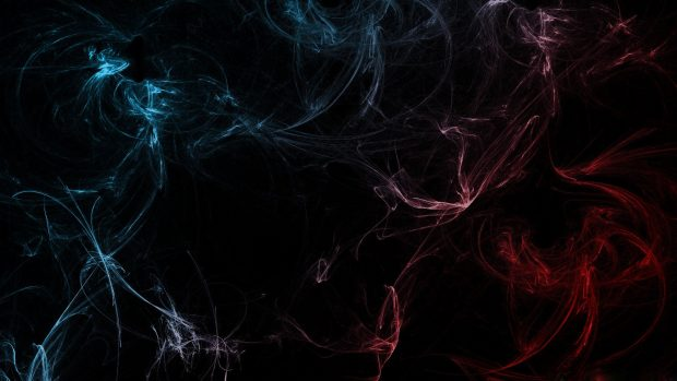 Cool Red and Blue Wallpaper 1920x1080.