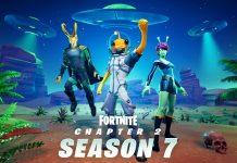 Fortnite Chapter 2 Season 7 Desktop Wallpaper.