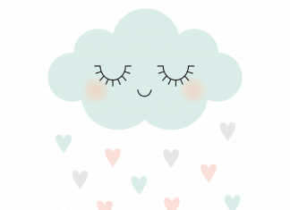 Free download Cute Cloud Backgrounds HD.