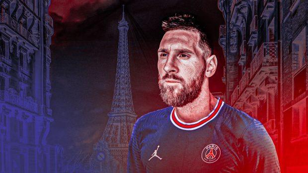 Messi Paris Saint German Wallpaper (5).