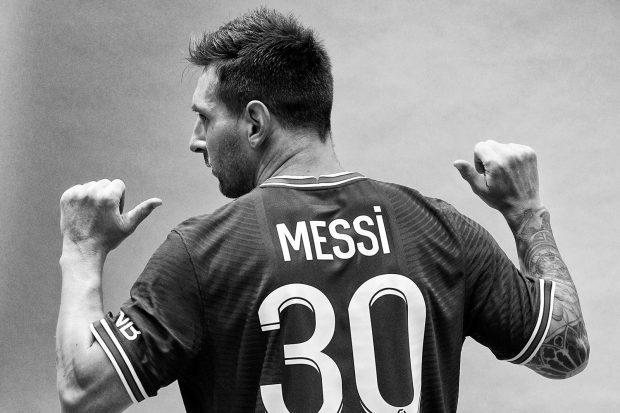 Messi Paris Saint German Wallpaper (6).