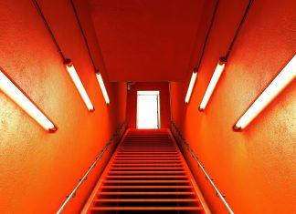 Orange Aesthetic Wallpaper for Desktop.