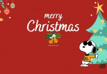 Snoopy Christmas Wallpaper Free Download.