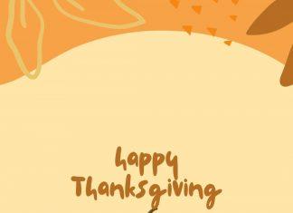 Thanksgiving Aesthetic Wallpaper.