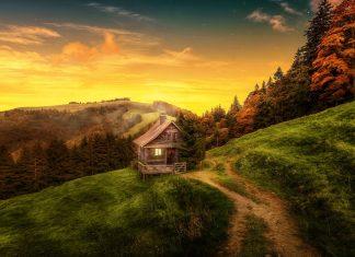 Landscape 4K Wallpaper HD.